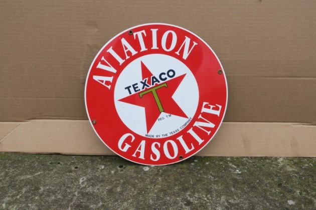 Aviation Gasoline Texaco